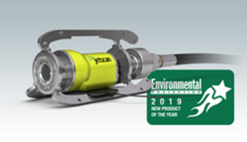 Envirosight's Jetscan Receives Environmental Protection's New Product of The Year Awards