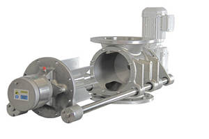 Rotary Valves Earn USDA Certification