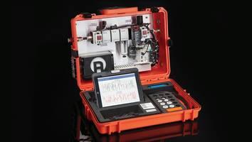 New AVENTICS Smart Pneumatics Analyzer Contains Pneumatics Monitor, Air Preparation Units and a Tablet