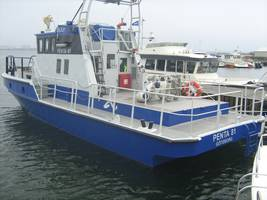 Leading the Charge: ElectriCity Ferry Prototype Puts Volvo Penta to the Test