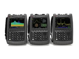 Keysight Technologies Introduces the FieldFox B-series Microwave Analyzer with 100 MHz Real Time Bandwidth