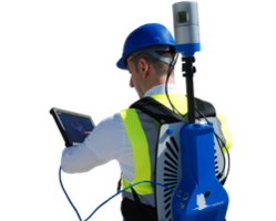 Verity-HERON® Integration Introduces Real-time 3D Mobile Mapping and Construction Verification