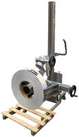 Packline Launches Clamping Vertical Spindle Attachment is Suitable for Food Industry and Hygienic Applications