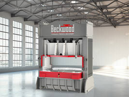 Beckwood Press Company to Build 3,500-Ton Bulge Forming Press for Wabash National Corp.