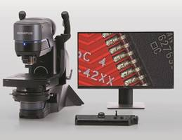 New DSX1000 Digital Microscope Provides 60 Frames-per-second Image Acquisition