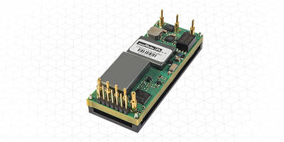 New DSE Series Features 36 to 75V Input Voltage Range