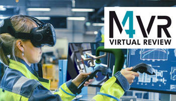 CAD Schroer Introduces M4 VIRTUAL REVIEW VR Features New Tools and Greater Flexibility