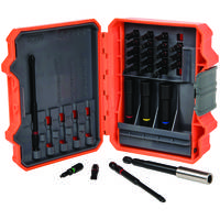 New Impact Power Bit Set Designed for Work on Electrical Boxes or Panels
