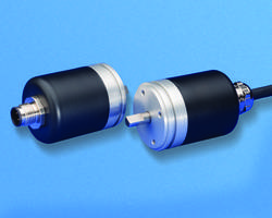 New RSB 3600 Series of Single-Turn Angle Sensors with Up to 100 N Working Shaft Load for HD Version