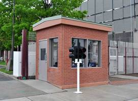 Phillies Add an Easi-Set Guardhouse to Enhance the Stadium's Security