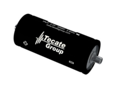 Tecate Group's New 3-Volt Family of Ultracapacitors Comes in Five Capacitance Range