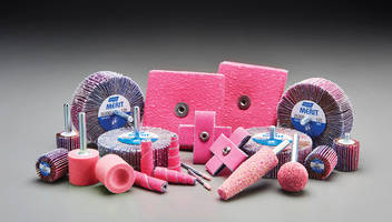 Latest Small Abrasives from Saint-Gobain are Suitable for Hard-to-Grind Materials