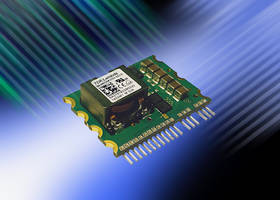 TDK Corporation Launches TDK-Lambda i6A4W Family Certified From UL/CSA 60950-1 and IEC/EN 60950-1
