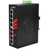 New LNP-0800-60-24 Series Features 4*10/100Tx 4PPoE Type 3 Ports and 4*10/100Tx PoE+