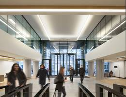 London's Riverscape Office Building Again Selects Boon Edam Entrance Solutions for Renovation