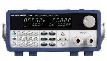 New 8500B Series of Programmable DC Loads Suits for Testing DC-DC Converters
