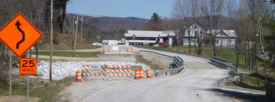 "Acrow Bridge Lessens Impact to Travelers During NY State Thruway Authority's $135M ""Last Mile"" Infrastructure Initiative"