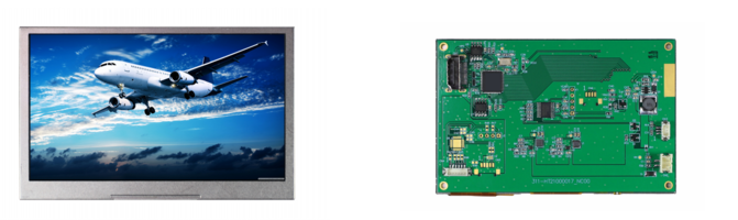 New HB-043WISBIAA1-B HDMI TFT Displays Available in 4.3, 5.0, 7.0, 10.1 and 15.0""