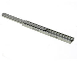 New Series of Partial Extension Rails with Maximum Working Speed of 0.8 m/sec