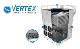 BAC Introduces Vertex Evaporative Condenser and the TrilliumSeries Adiabatic Condenser at the Global Cold Chain Expo