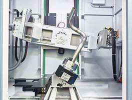New YXLON MU60 Equipped with Automatic Defect Recognition