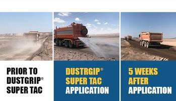 DUSTGRIP Dust Suppressants Support a Safe Work Environment and Offer Compliance Solutions
