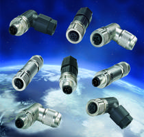 New M12 Connectors Available with Plastic and Rugged Zinc Die Cast Housing