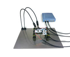 "New Sensepeak PCBite System with Large (8.3"" x 11.7"") Metal Baseplate"