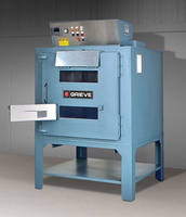 Grieve Now Offers Modified Oven Used for Housing a Vertical Conveyor System