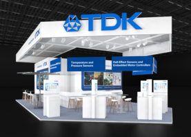 TDK Unifies its Sensor Power at One Single Booth at The Sensor+Test 2019