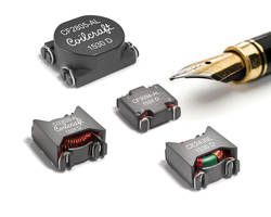 New Cx Family EMI Chokes from Coilcraft Are Available in 16 Different Sizes and Configurations