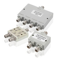 New High Frequency Power Dividers Operate at Frequency Ranging from 26.5 GHz to 67 GHz