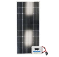 New Roof-mounted Solar Kits Include 30A Charge Controller