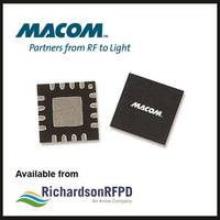 New MADT-011000 Features Input Power of -15 to +15 dBm