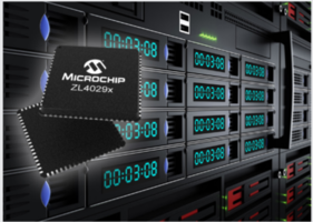 New Clock Buffers from Microchip Technology Meet PCIe Gen 1, 2, 3 and 4 Specifications