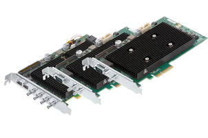 New Matrox Rapixo CXP Frame Grabbers Support Power-Over-CoaXPress