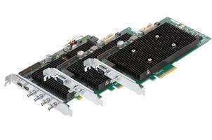New Matrox Rapixo CXP Frame Grabbers Support Power-Over-CoaXPress