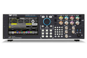 New 4 and 8 Channel High Definition AWGs Offers Waveform Memory of up to 1 GS/channel