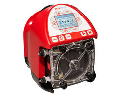 New Metering Pumps Withstand High Ambient Temperature up to 55 degree C