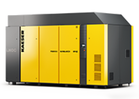 New FSG Series Oil-free Rotary Screw Compressors Available with i.HOC Dryers and IE4 Class Motors