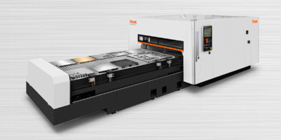 Expanded Laser Cutting Capabilities with Addition of New 4000 Watt Mazak STX 3015 Laser Cutter