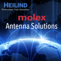 Heilind Expands its Portfolio of Wireless Solutions with New Molex Antennas