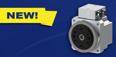 New FHA-C Mini 24V Servo Actuator Delivers High Torque with Accuracy and Repeatability
