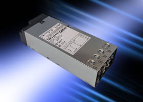 New QM4 Modular Power Supplies Rated at 550 to 650W