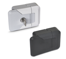 New GN 936 Slam Latches Enable Doors and Closures to Close Effortlessly