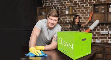 Avmor Introduces Let's Clean Box for Cleaning Food Service Facilities