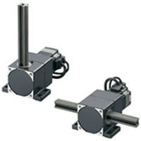 New L Series Rack & Pinion System Offers Ridged Linear Motion