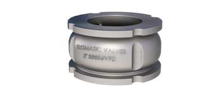 New Wafer Style Silent Check Valve Designed to Minimize Flow Losses and Hydraulic Shocks