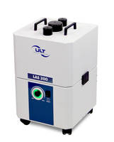 New LAS 200.1 Laser Fume Extractor Provides High Flexibility in Changing Process Conditions
