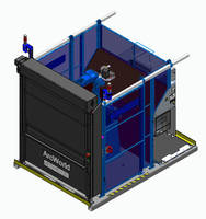New ArcWorld 50 Series Workcells Features AR1440 Welding Robot and Compact YRC1000 Controller